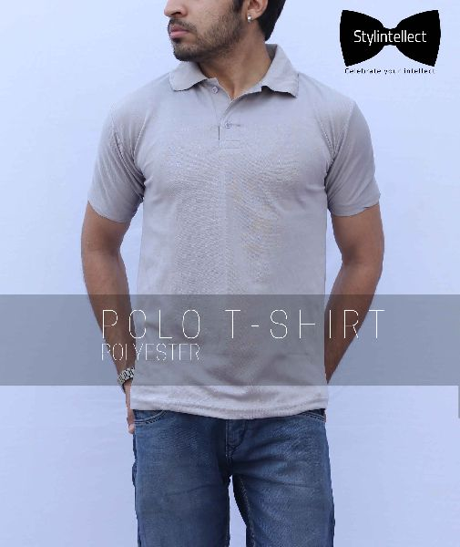 Polyester Polo T-Shirts