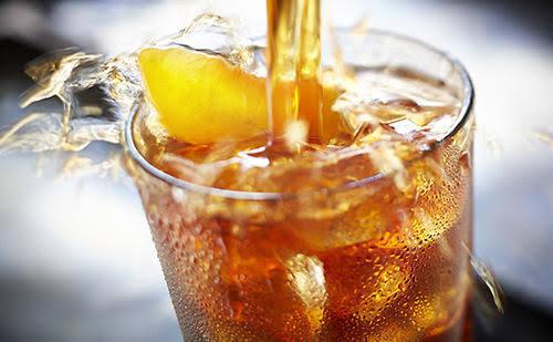 Passion Fruit Iced Tea Premix