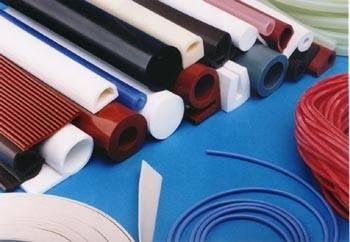 Silicone Rubber Profiles