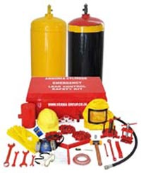 Ammonia Gas Cylinder Safety Kit