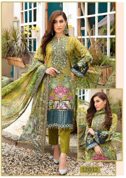 Tawakkal Fashion & Fantasy Karachi Cotton Printed Dress Materials