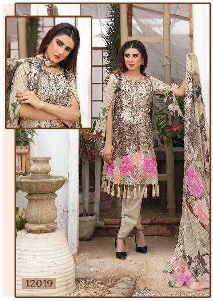Tawakkal Fashion & Fantasy Karachi Cotton Printed Dress Materials