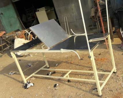 2 Fold Hospital Labour Table