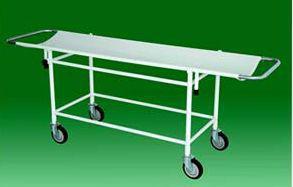 Mild Steel Stretcher Trolley