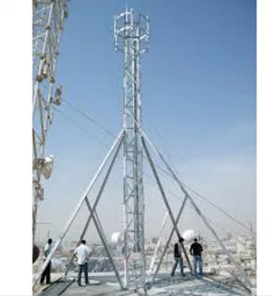 Mobile Tower Structures Fabrication Services