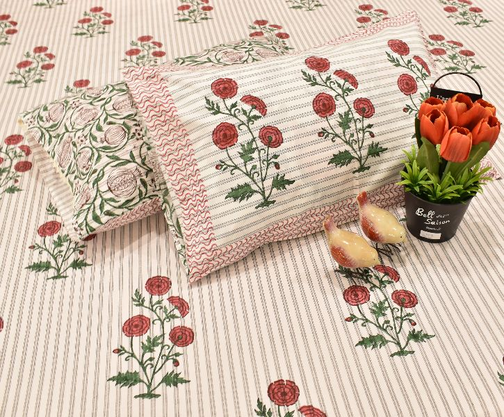 Hand Block Bedding Collection