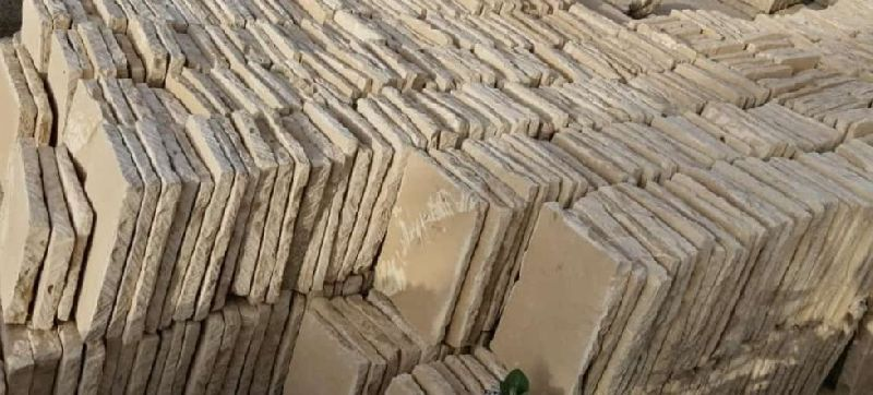 Natural Hand Cut Stone