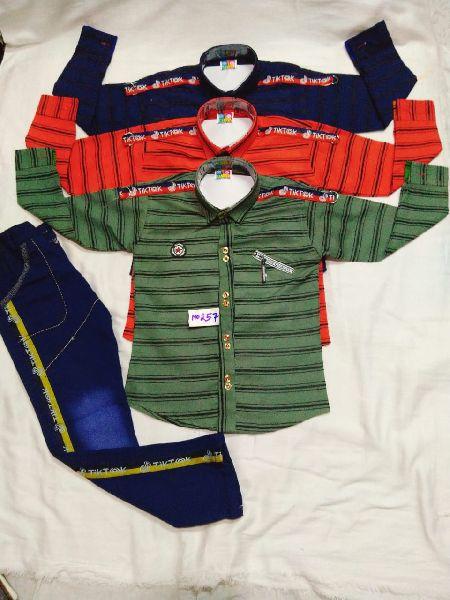 Boy Baba Suit