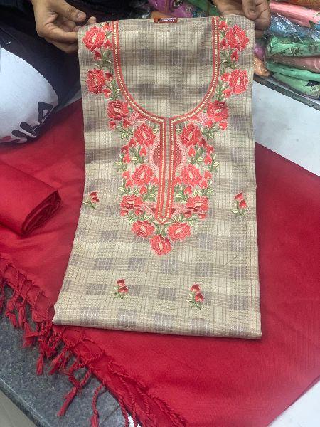 Pashmina Dress Material