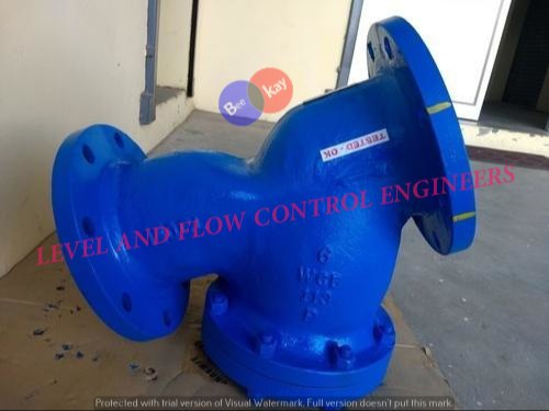 Cast Iron-Cast Steel Y Strainers