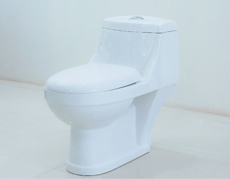 Bathroom Ceramics Two Piece Toilet / WC / Water Closet / European WC Toilet