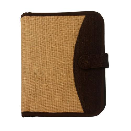 Jute Cover Notebook