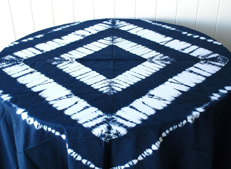 Tie Dye Table Cover