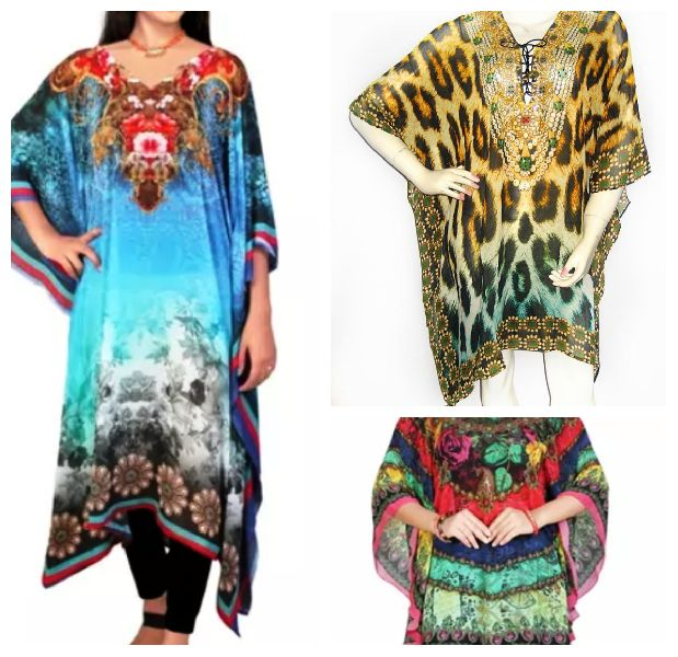 Ladies Kaftan 07