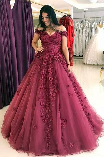 Ladies Wedding Gown