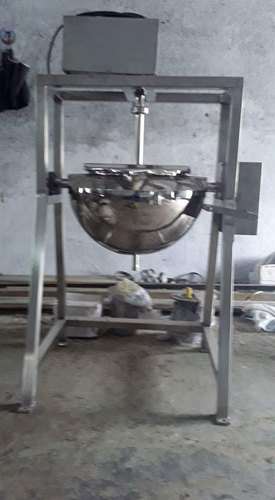 Stainless Steel Jacketed Kettle