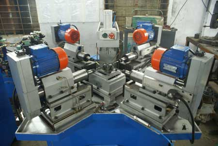 Quill Feed Drilling Machine