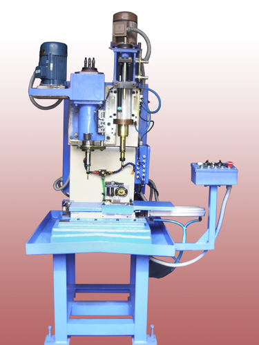 Shuttle Type Spindle Tapping SPM