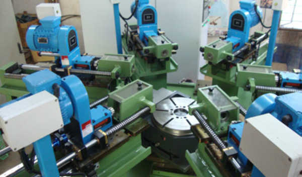 SPM Deep Hole Drilling Machine