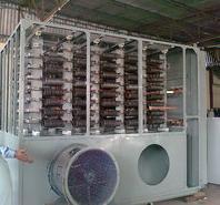 Grid Rotor Resistance Speed Regulator