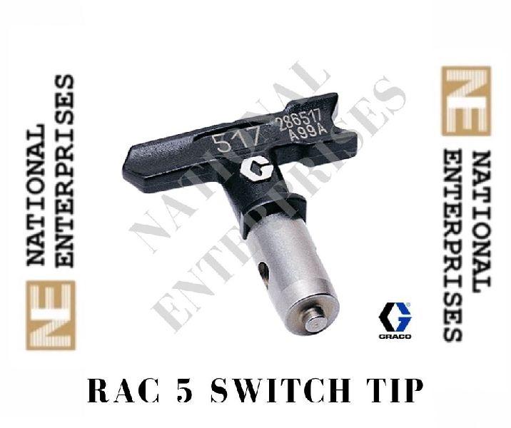 Rac 5 Switch Tip
