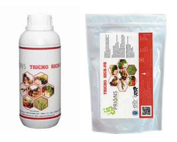 Tricho Rich-PR Fungus Control Chemical