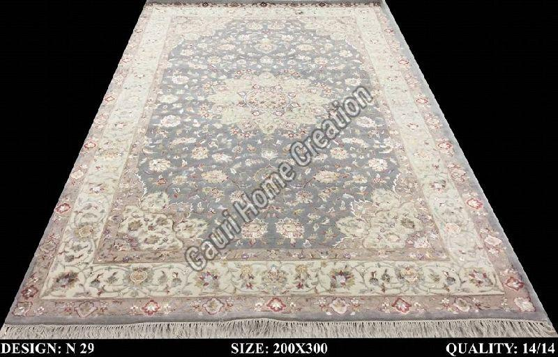 GHC- 257 K Hand Knotted Carpet