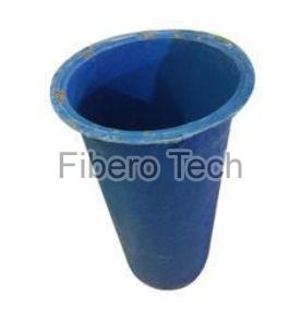FRP Blue Dustbin
