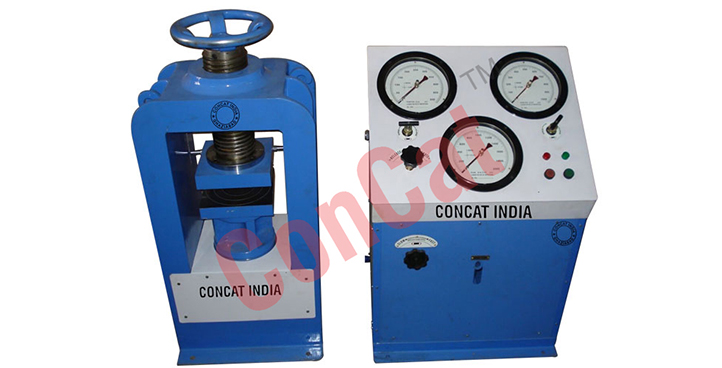Dial Gauge Compression Testing Machine