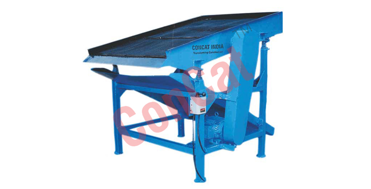 Vibrating Sand Screening Machine