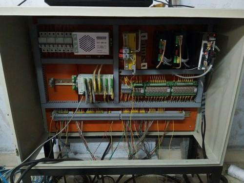 PLC Motor Panel