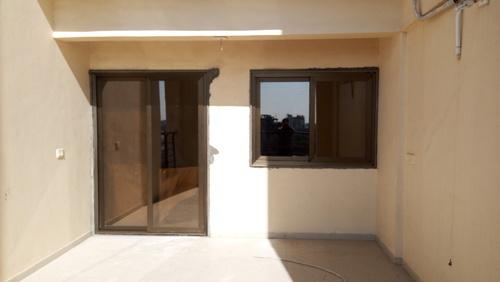 Aluminium Dumal Window