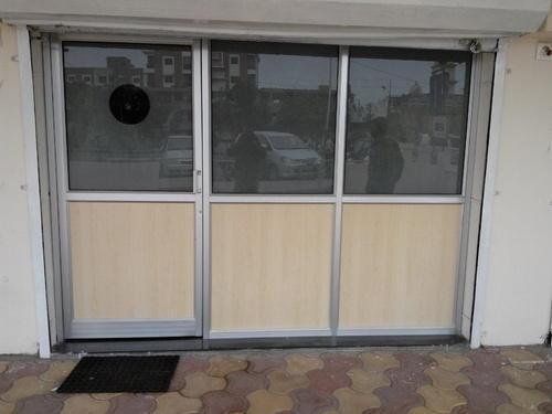 Sliding Partition Door