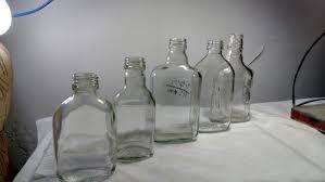 Liquor Glass Bottles 02