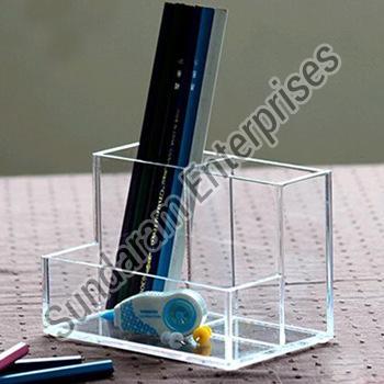 Acrylic Pen Holder