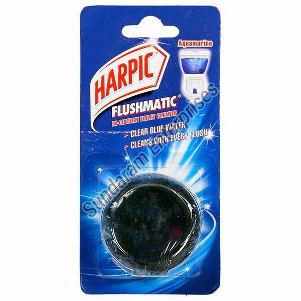 Harpic Flushmatic Twin In-Cistern Toilet Cleaner