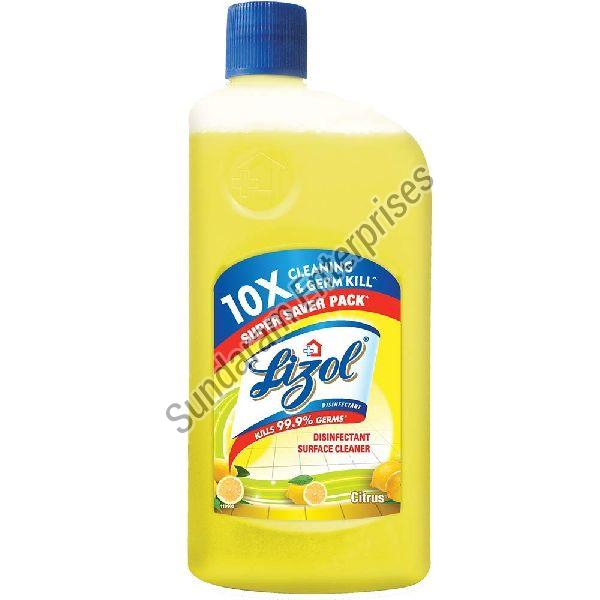 Lizol Disinfectant Citrus Surface Cleaner