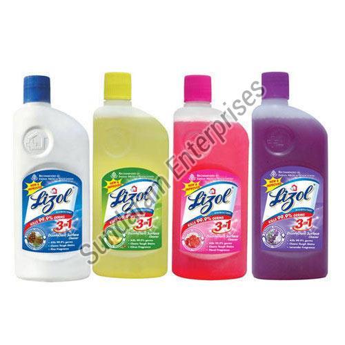 Lizol Disinfectant Floor Cleaner