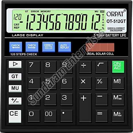 Orpat Calculator