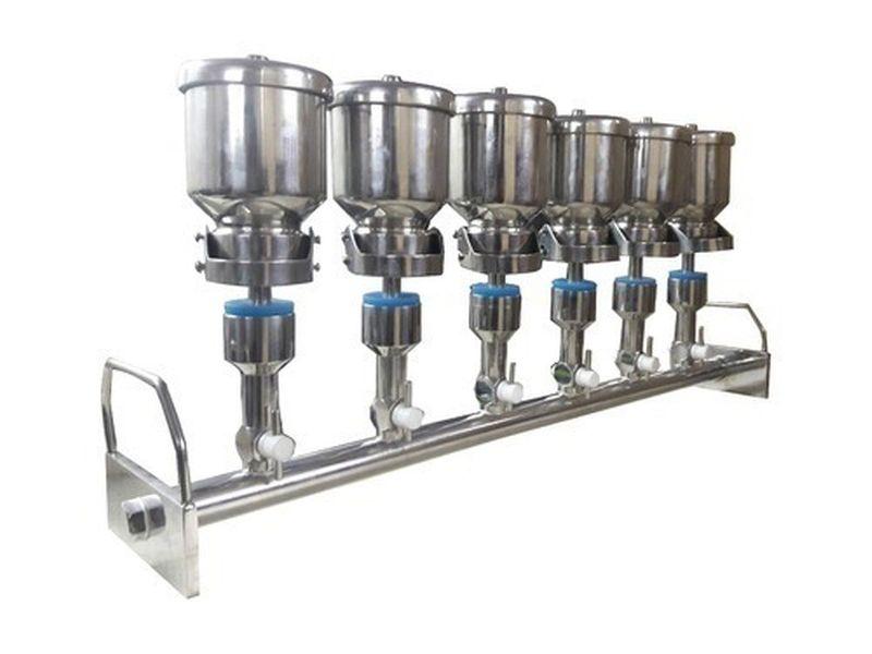 6 Membrane Sterility Test Filter Holder