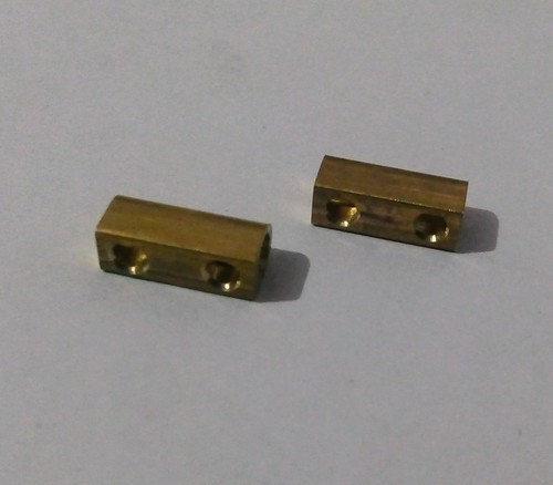 Brass Electrical Connector