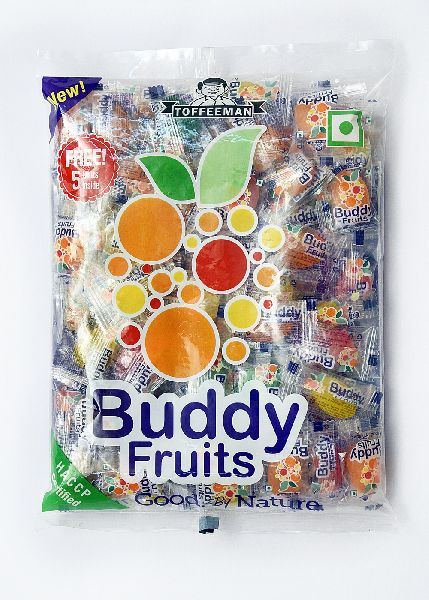 Buddy Fruit Candy Pouch