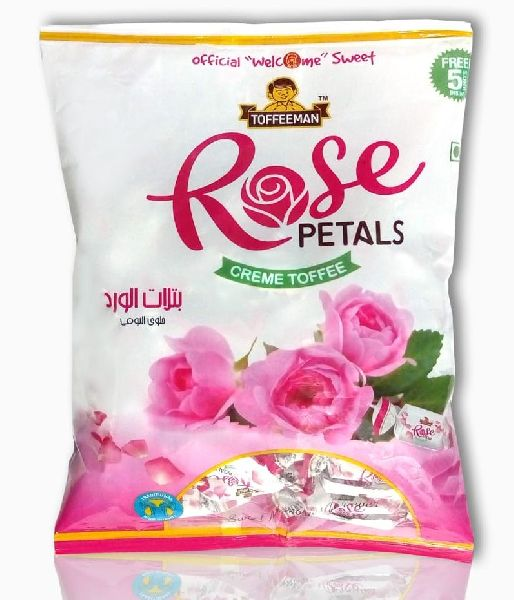 Rose Petals Candy Pouch