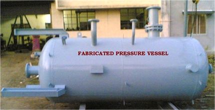 Pressure Vessel Supplier