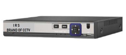 4 Channel CCTV DVR