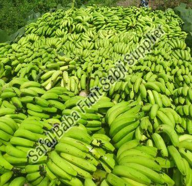 Fresh Green Banana 07