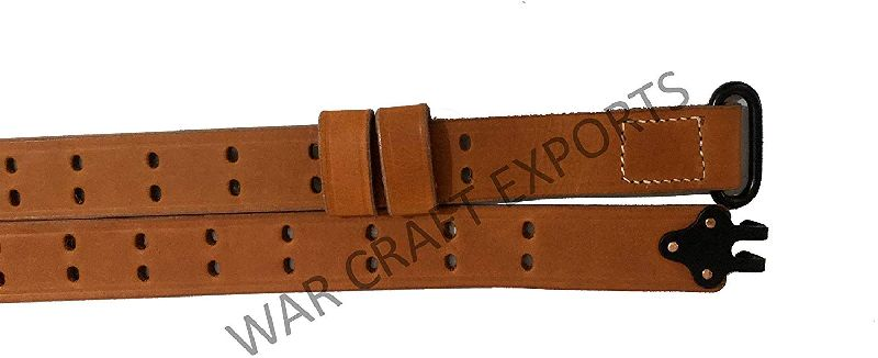 Pattern Leather Sling