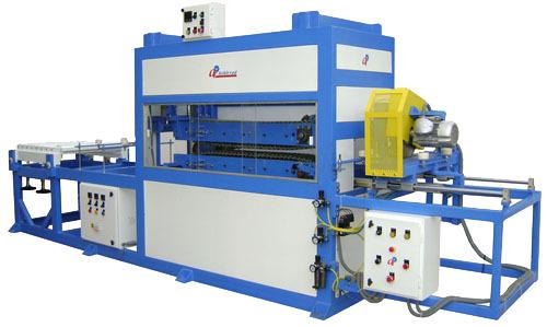 Caterpillar Pultrusion Machine