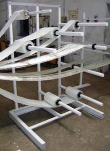 Mat Roll Stand