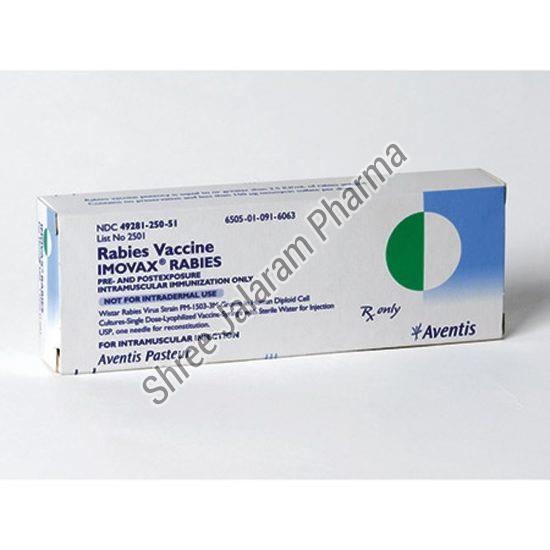 Imovax Polio Vaccine